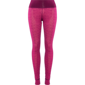 Devold Vams Long Johns Damen plum